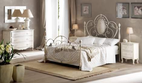 Caruso Bed, Cantori Italy