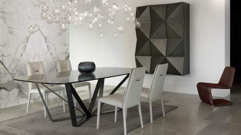 Soft Dining Chair, Reflex Italy