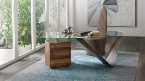 Prisma Steel Office Desk, Reflex Italy