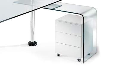 Huffix Office Desk, Reflex Italy