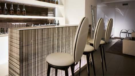 Bastide Bar Stool, Reflex Italy