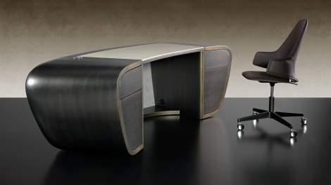 Segno Office Desk, Reflex Italy