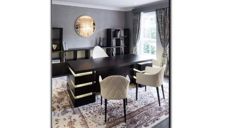 Luce Office Desk, Reflex Italy