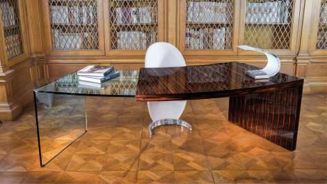 Pegaso Office Desk, Reflex Italy