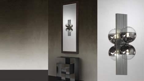 Bulles XL Wall Lamp, Reflex Italy