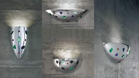 Uccello Di Fuoco Wall Lamp, Reflex Italy
