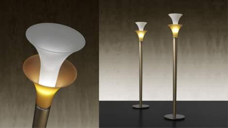 Ark  Floor Lamp, Reflex Italy