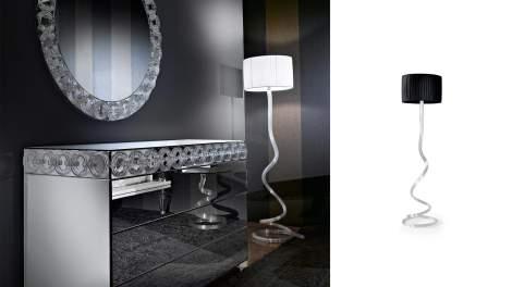 Ghibli Floor Lamp, Reflex Italy