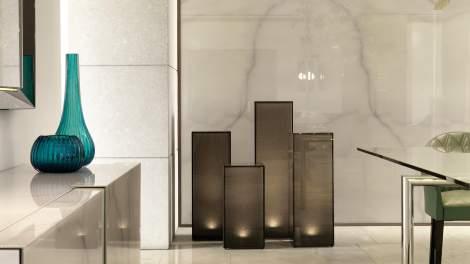 Boreale  Floor Lamp, Reflex Italy