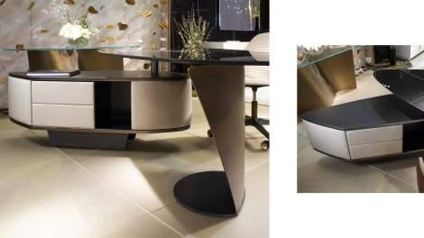 Vele Office Desk, Reflex Italy