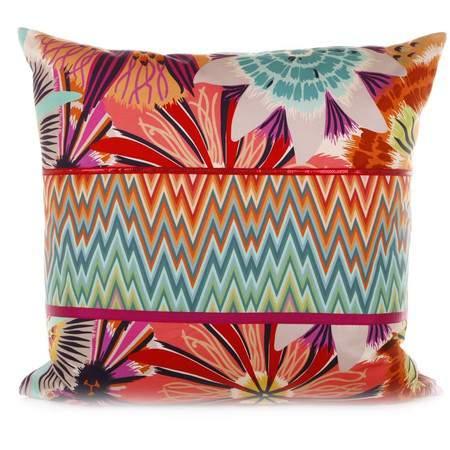 Neda Patchwork Pillow, Missoni Home