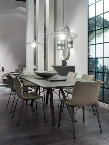 Artu Dining Table, Cantori Italy