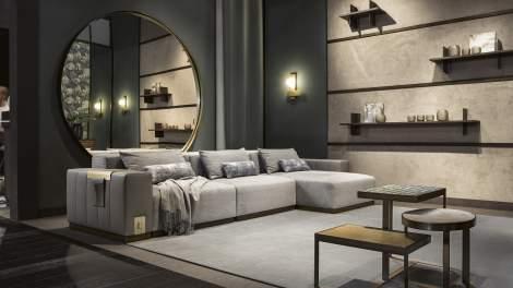 Vietri Sofa Sectionale, Cantori Italy