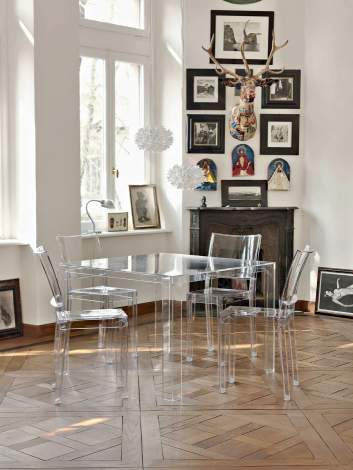 La Marie Chair (2 pieces), Kartell Italy