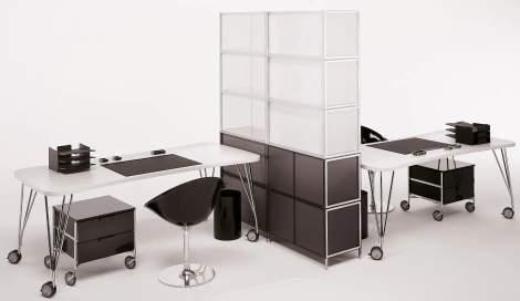 Mobil Cabinet, Kartell Italy