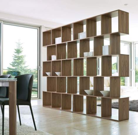 Alberta Bookcase, Antonello Italia