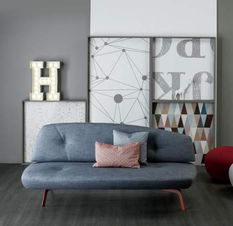 Bandy Sofa Bed, Bonaldo Italy