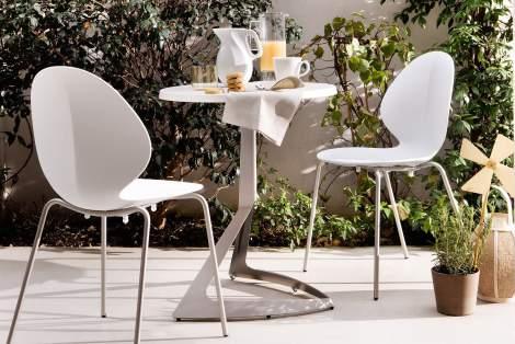CS/1359-A Basil Outdoor Chair, Calligaris Italy