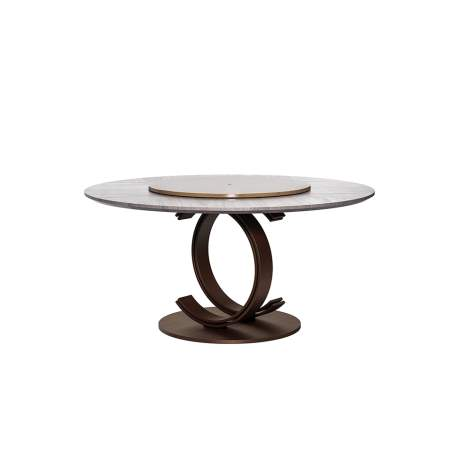 Blue Moon Round Dining Table, Cipriani Homood Italy