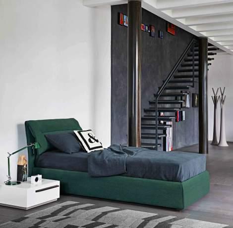 Campo Single Bed, Bonaldo Italy