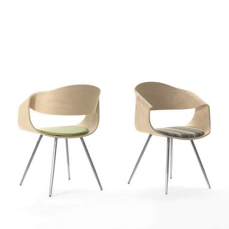 Chantal Dining Chair, Sitia Italy
