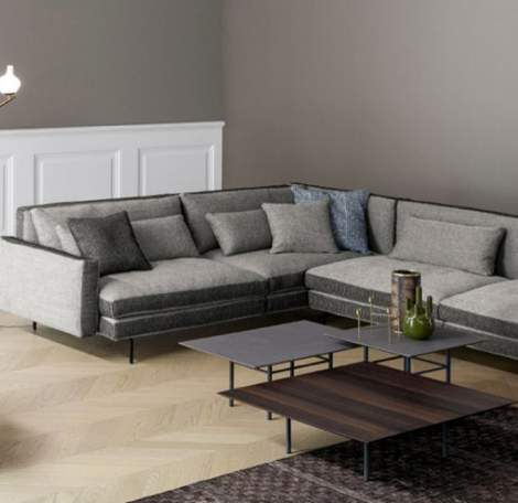 Colors Sectional Sofa, Bonaldo Italy