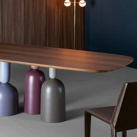 Cop Dining Table, Bonaldo Italy