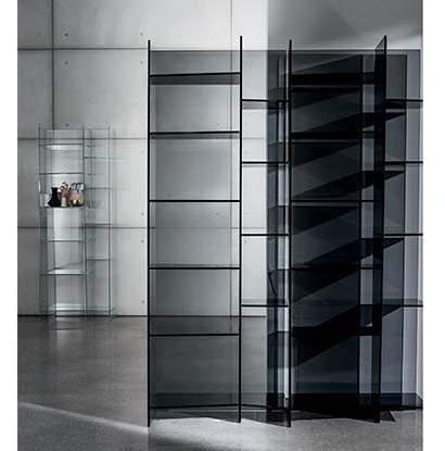 Delphi Bookcase, Sovet Italia