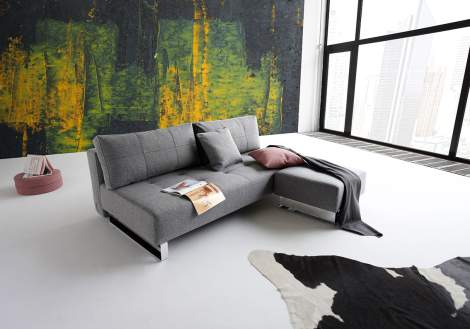 Supremax D.E.L. Sofa Bed, Innovation