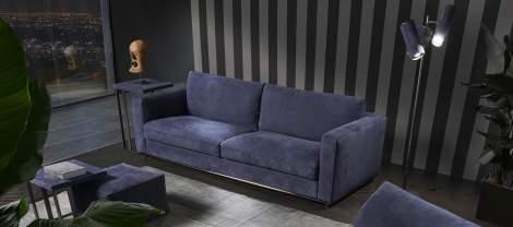 Dolcevita Small/B/D Sofa, Cierre Italy