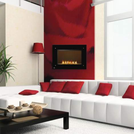 EF39HD Electric Fireplace by Napoleon