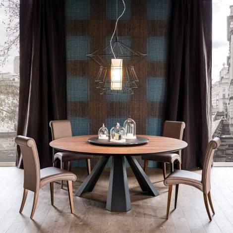 Eliot Round Dining Table, Cattelan Italia