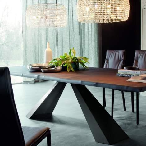 Eliot Wood Dining Table, Cattelan Italia
