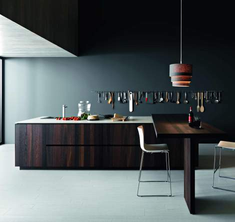 Elle Heat Treated Kitchen Composition, Cesar Italy