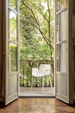 Piuma Chair, Kartell Italy