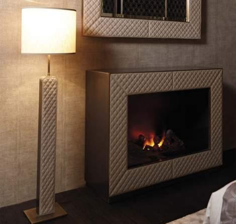 Flambè Fireplace, Rugiano Italy