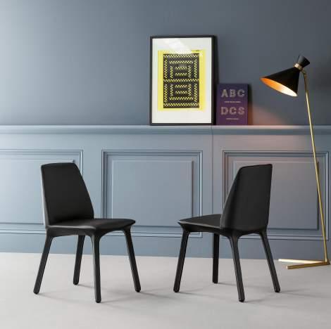 Flute Dining Chair, Bonaldo Italy