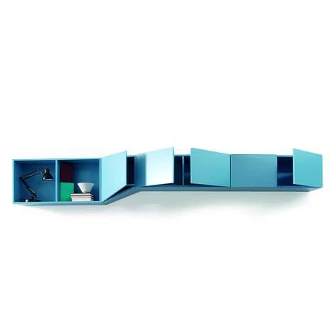 Hillside Storage Unit, Arflex Italy