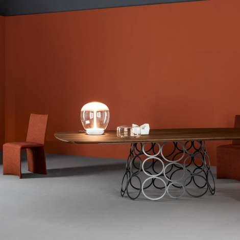 Hulahoop Dining Table, Bonaldo Italy