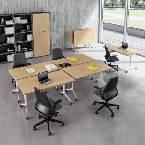 Idea+Pop-Up Office Desk, Quadrifoglio Italy