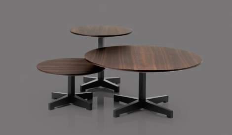 Karma Round Coffee Table, Cierre Italy