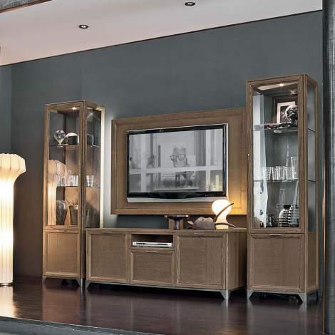 TV Unit Comp. M021, Tomasella Italy