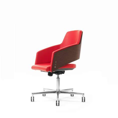 Major High Back Adjustable Chair, Sitia Italy