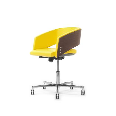 Major Low Back Adjustable Chair, Sitia Italy