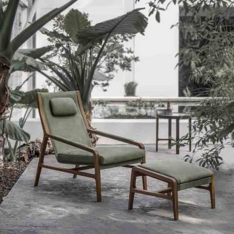 Margot Relax Lounge Chair, Alivar Italy