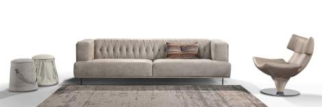 McQueen Sofa, Gamma International Italy