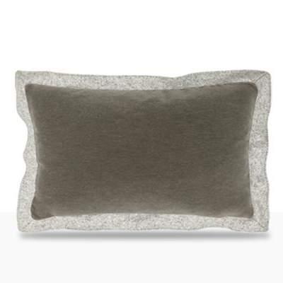 Mohair Cafe Pillow, Dellarobbia