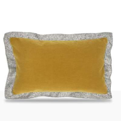 Mohair Cheerio Pillow, Dellarobbia