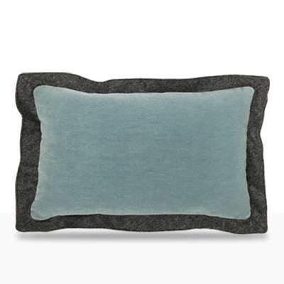 Mohair Refresh Pillow, Dellarobbia