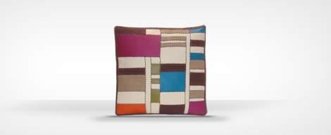 Mosaic Pillow, Dellarobbia